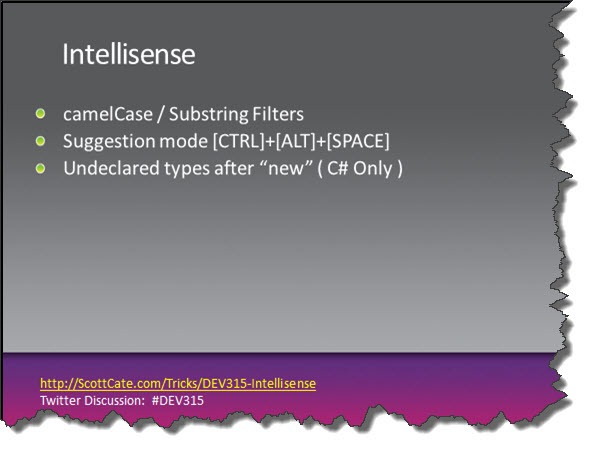 DEV315-01-Intellisense