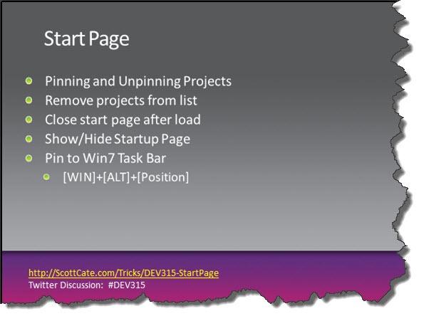 DEV315-02-StartPage