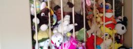 stuffed animal zoo